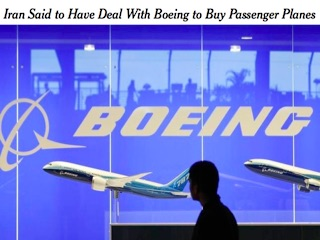Boeing-Iran Deal