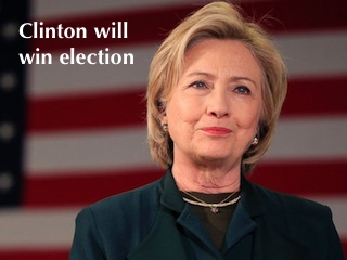 Clinton Will Win