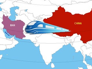 Iran-China Speed Rail