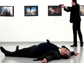 Russian Amb Assassination