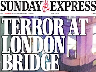 London Bridge Terror