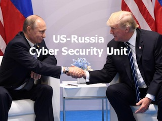 US-Russia Cyber Unit