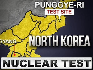 N. Korea Nuke Test