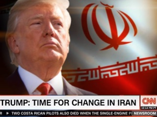 Trump Iran Change