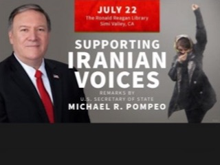 Pompeo on Iran