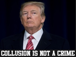 Collusion No Crime