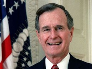 George Bush Sr
