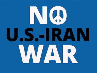 No US-Iran War