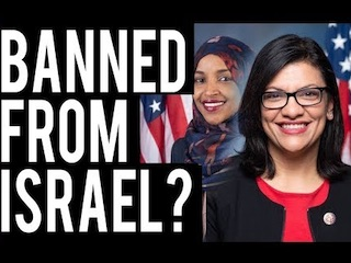Congresswomen Banned