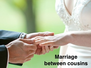 Marriage: Cousins