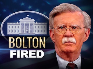 Bolton Fired