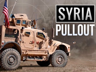Syria Pullout