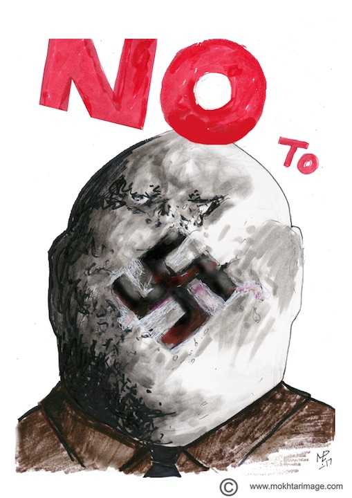 No to Nazis