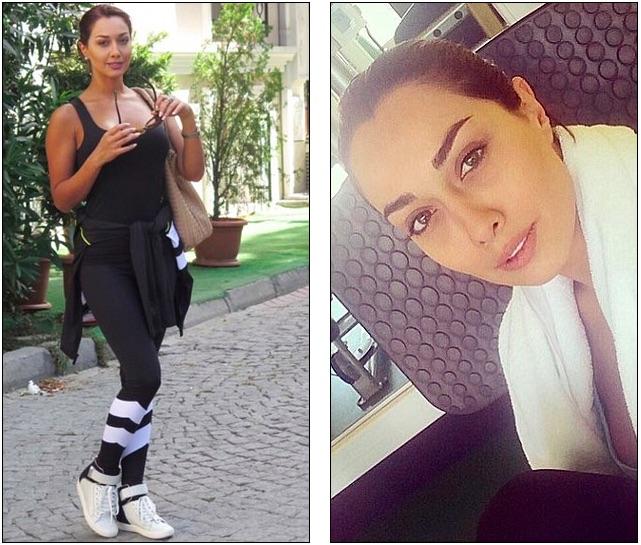 Sadaf Taherian: Actress posts photos on Facebook without hijab