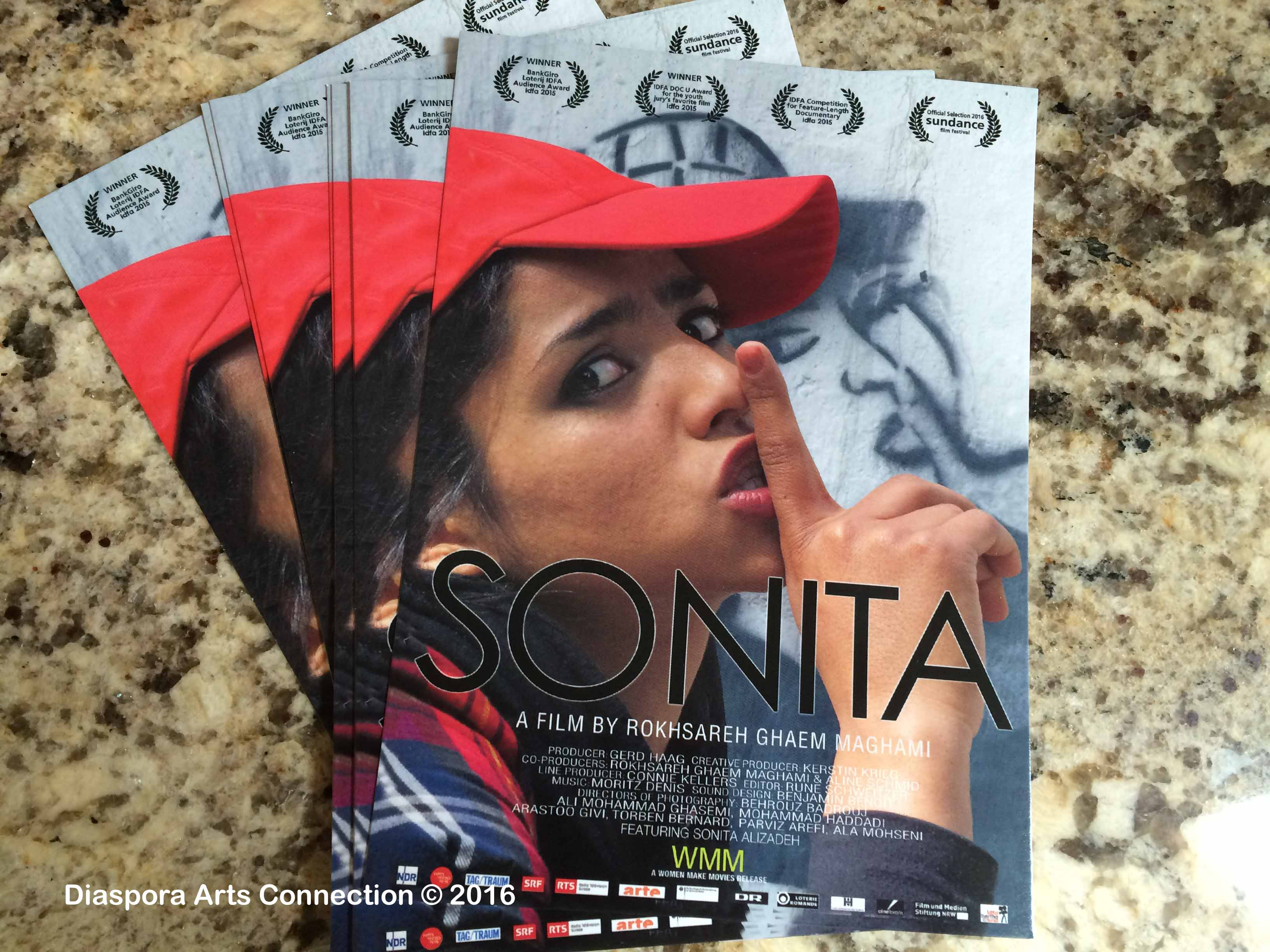 """Sonita,"" one of ten documentaries chosen at Sundance this year"