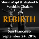 Rebirth Performance, Brava Theater, San Francisco, September 24, 2016